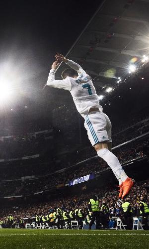 Cristiano Ronaldo gol Girona