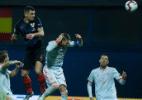 Após vitória, zagueiro croata causa polêmica ao criticar Sergio Ramos - Reprodução/Instagram/@dejanlovren06