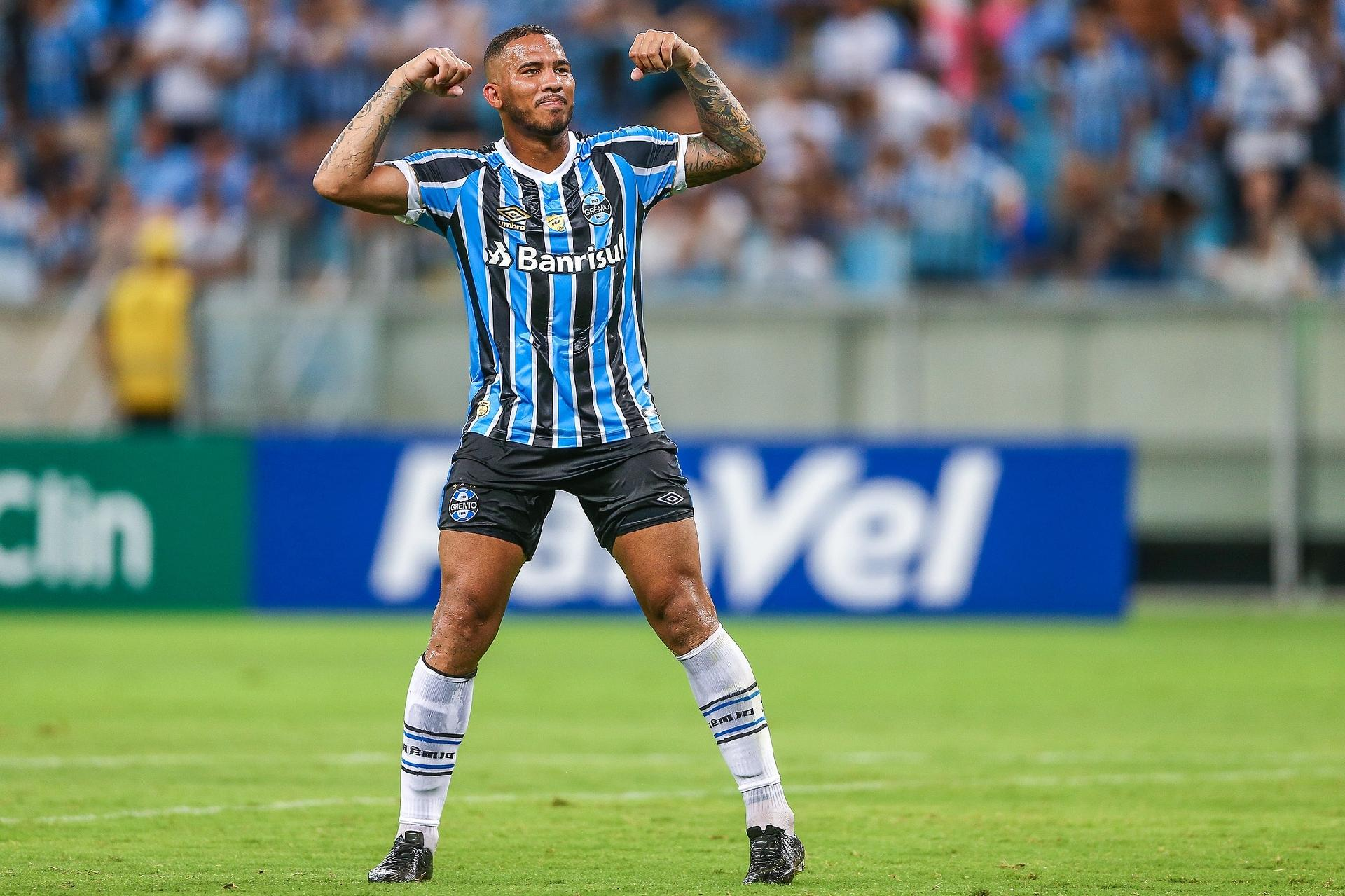 Grêmio acerta saída de Jael após fechar com Diego Tardelli 322e4707d686b
