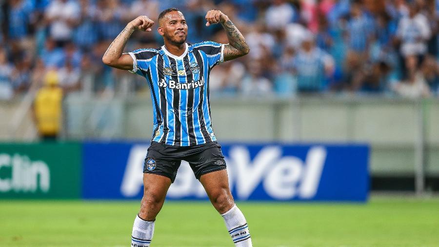 Jael tem contrato com o Grêmio até dezembro de 2020 e recebeu oferta de clube japonês - Lucas Uebel/Grêmio