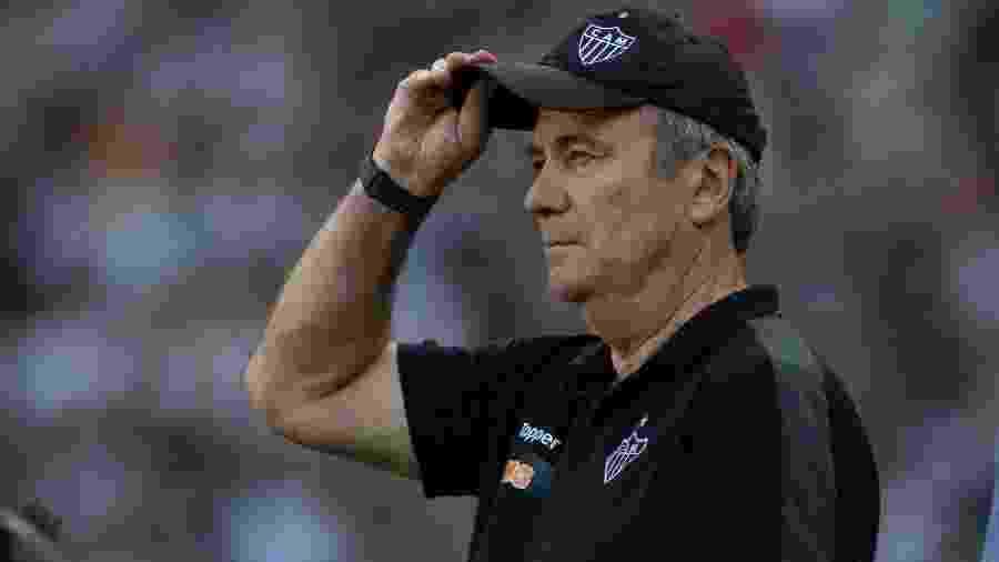 Levir Culpi não é mais treinador do Atlético-MG - Marcelo Alvarenga/Agif