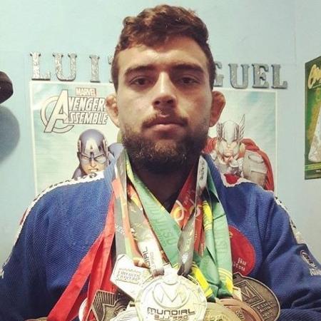 """Rodrigo """"Monstro"""", ex-lutador do UFC  - Reprodução"""