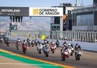 Piloto espanhol morre dois dias após sofrer grave acidente na Espanha - Divulgação/MotorLand Aragón
