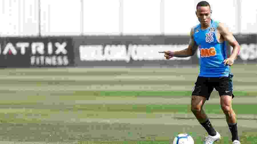 """""""Entregar o jogo é uma coisa que não vamos fazer"""", diz Janderson, atacante do Corinthians - Rodrigo Gazzanel/Agência Corinthians"""