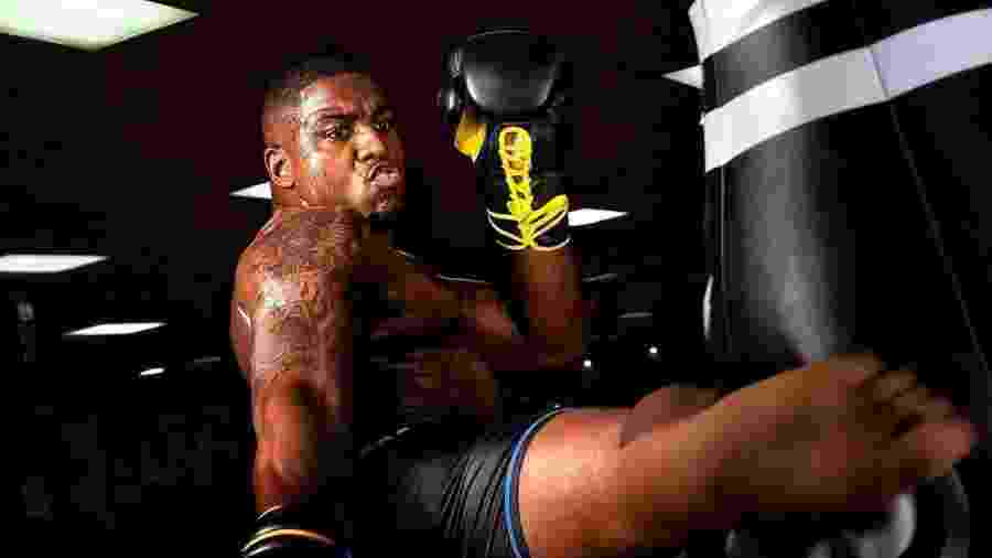 Walt Harris, lutador do UFC - Reprodução/Instagram