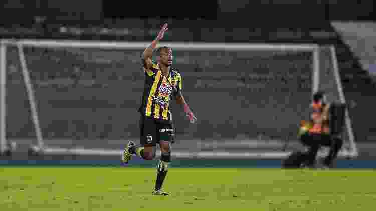 Saulo - Thiago Ribeiro/AGIF - Thiago Ribeiro/AGIF