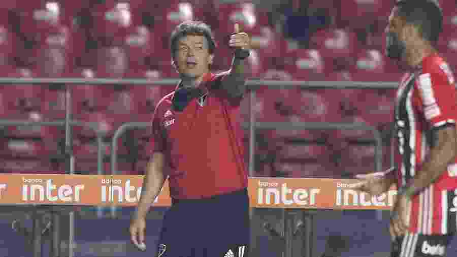 Fernando Diniz - Rubens Chiri / saopaulofc.net