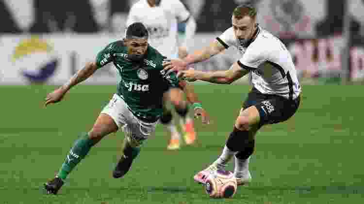 Rony, atacante do Palmeiras - Cesar Greco/Ag. Palmeiras - Cesar Greco/Ag. Palmeiras