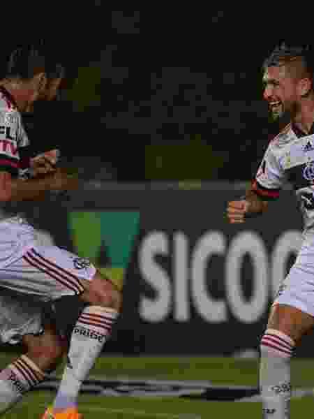 Arrascaeta foi um dos destaques contra o Bahia - Alexandre Vidal/Flamengo