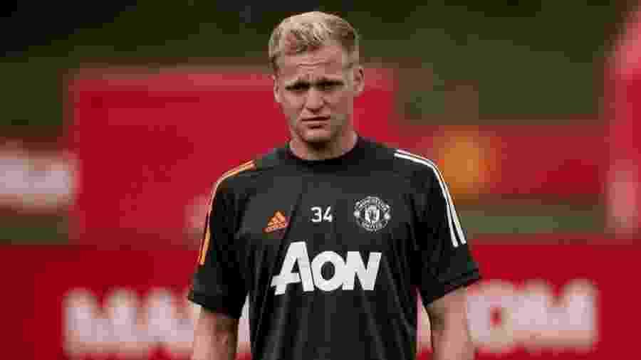 O Manchester United vai encarar o Newcastle pelo Campeonato Inglês amanhã - Reprodução/Instagram