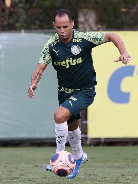 Guerra durante a pré-temporada pelo Palmeiras em 2020 - Cesar Greco