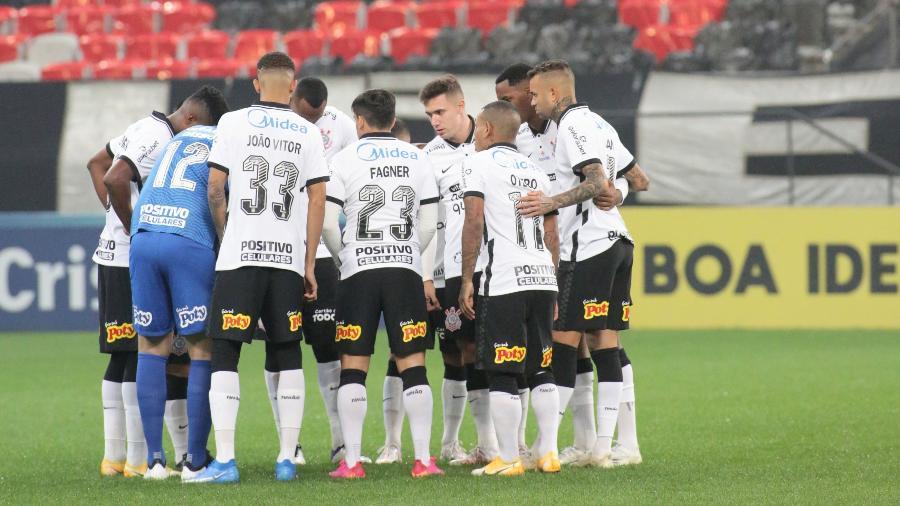 Duelo entre Corinthians e Inter de Limeira foi marcado para a tarde de amanhã com transmissão da TV Globo - Rodrigo Coca/Agência Corinthians