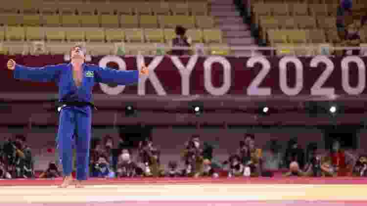 Daniel Cargnin conquista o bronze nos Jogos Olímpicos de Tóquio 2020 - Getty Images - Getty Images