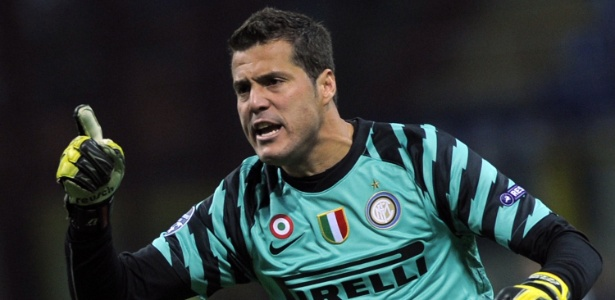 Goleiro foi lembrado pela vitoriosa passagem pela Inter de Milão