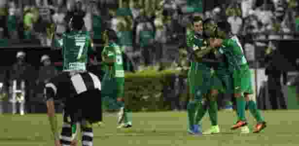 Clube havia sido punido por ações de gandula e torcedores em jogo contra ASA (foto) - DENNY CESARE/CÓDIGO19/ESTADÃO CONTEÚDO