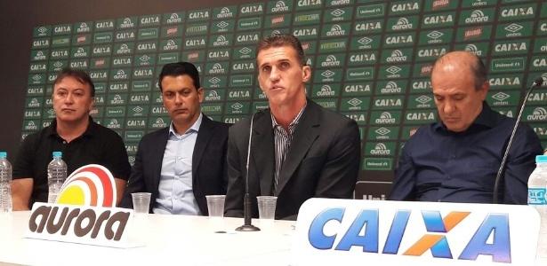 Vagner Mancini treinará a Chapecoense em 2017