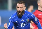 No milésimo jogo de Buffon, Itália supera fumaça e segue na cola da Espanha - REUTERS/Alberto Lingria