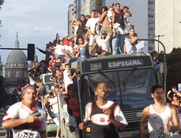 A Torcida Jovem do Flamengo foi banida dos estádios por três anos após assassinato