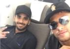Em meio à indefinição, Neymar chega aos EUA com destaque em vídeo do Barça