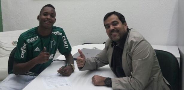 Fernando renovou contrato para até 2022 - Divulgação