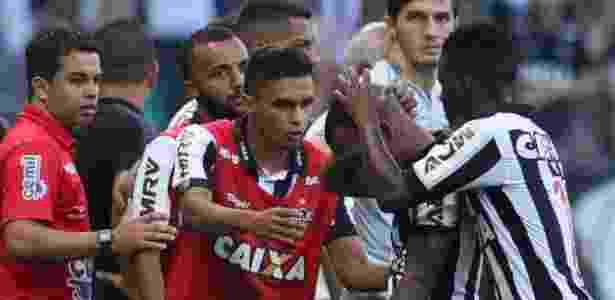 Atlético-MG perdeu para o Cruzeiro na final do Mineiro - Pedro Vale/AGIF - Pedro Vale/AGIF