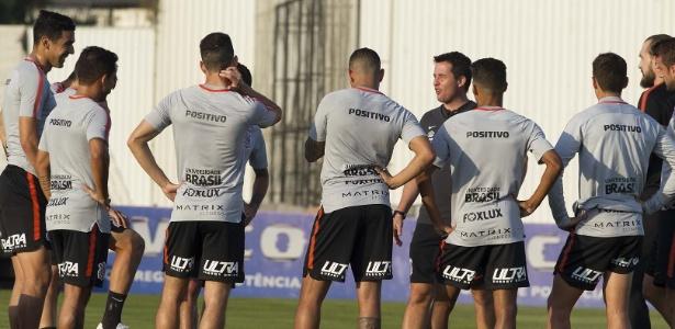 Corinthians tem amistoso com o Grêmio cancelado