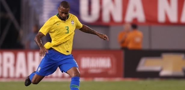 Dedé retornou à seleção brasileira após cinco anos sem ser convocado