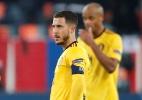 Suíça arranca virada heroica, faz 5 e elimina a Bélgica da Liga das Nações - Arnd Wiegmann/Reuters