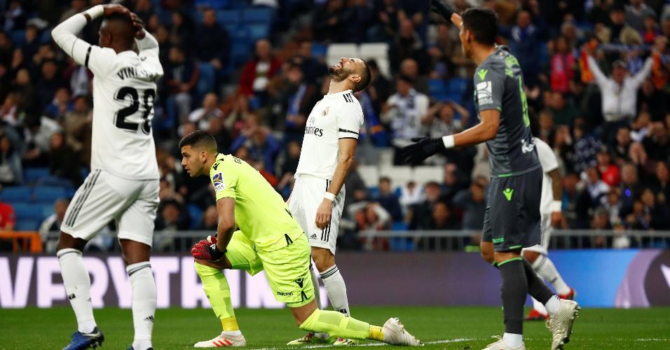 312b751bb9504 Jogadores do Real Madrid lamentam lance em partida contra a Real Sociedad