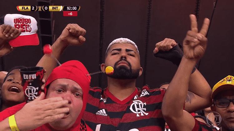 TV Globo mostra Jefferson, sósia de Gabigol - Reprodução/Globo