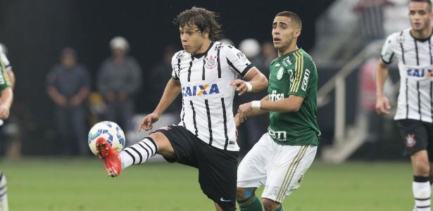 Romero pode desfalcar o Corinthians em várias rodadas do Campeonato Brasileiro - Daniel Augusto Jr/Agência Corinthians