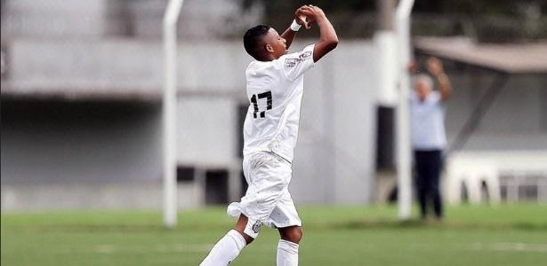 Com 17 anos, Nicolas jogará Copa São Paulo pela primeira vez