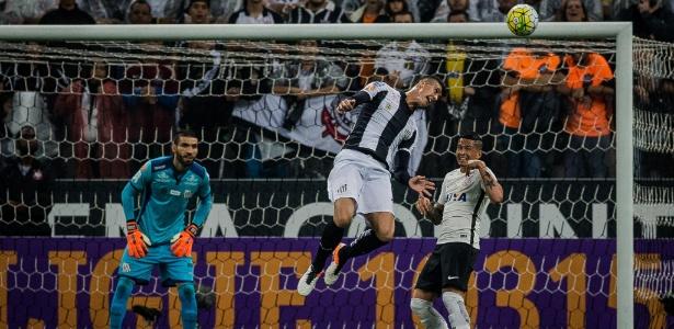 No primeiro turno, o Corinthians venceu o Santos por 1 x 0 na Arena Corinthians