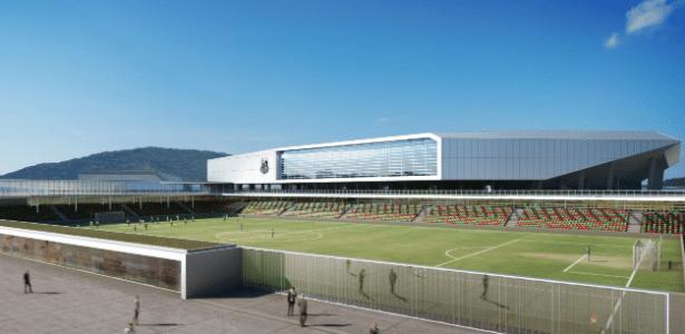 Parceria para construir Arena do Santos daria a Portuguesa Santista um estádio novo