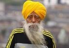 Ele não andava até os 5 e se tornou recordista na corrida aos 100 anos