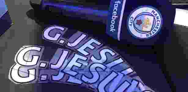Camisa de Jesus teve transmissão ao vivo no Facebook - Reprodução/Facebook - Reprodução/Facebook