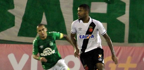 No jogo de ida, em Chapecó (SC), a Chapecoense venceu por 2 a 1 - Carlos Gregório Júnior / Flickr do Vasco