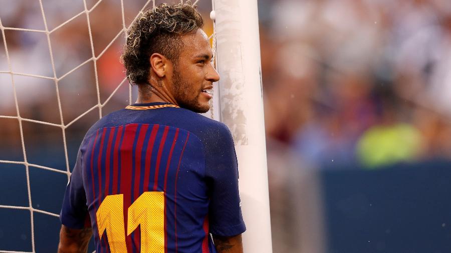 neymar - Mike Segar/Reuters