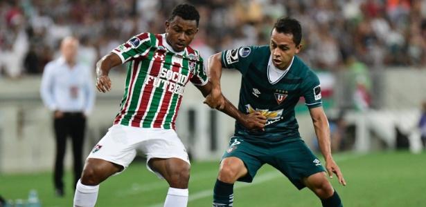 Fluminense pode até perder em Quito, mas terá que fazer com como visitante para avançar