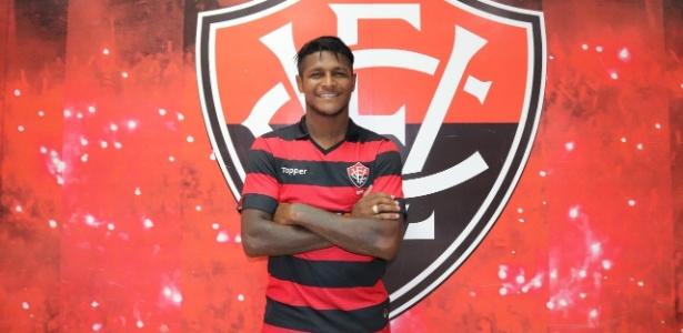 Rodrigo Andrade assinou contrato de três anos com o clube baiano