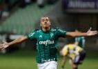 """Após marcar pela 1ª vez, Papagaio já sonha em """"fazer um gol numa final"""" - Daniel Vorley/AGIF"""