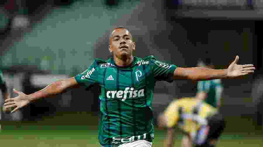 Destaque do sub-20 do Palmeiras, Papagaio deve jogar no Atlético-MG em 2019 - Daniel Vorley/AGIF