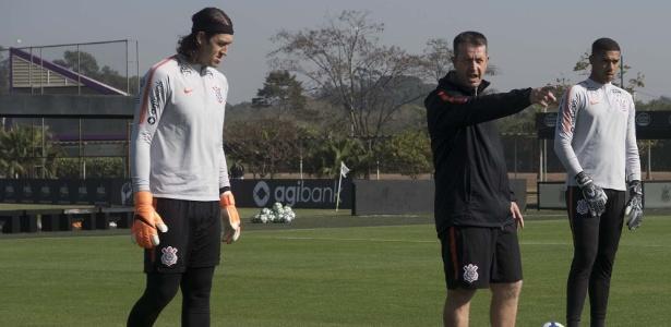 Preparador Leandro Idalino é uma das caras novas da comissão técnica do Corinthians - Daniel Augusto Jr. / Ag. Corinthians