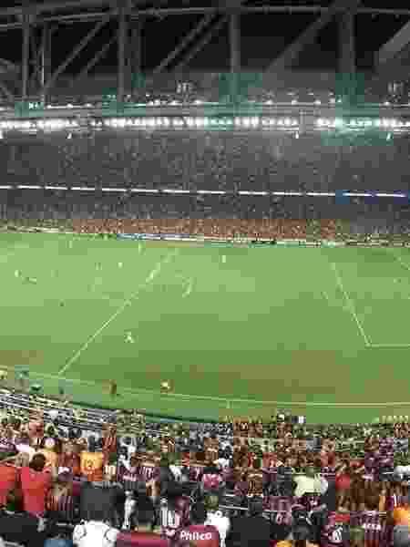 Arena da Baixada recebe Athletico x CSA neste domingo - Divulgação/Athletico