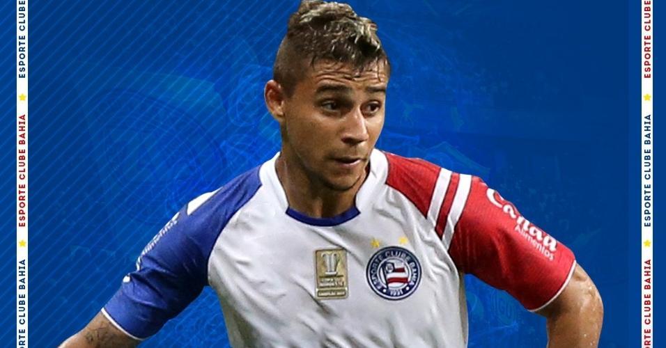 Bahia anuncia contratação do lateral direito João Pedro