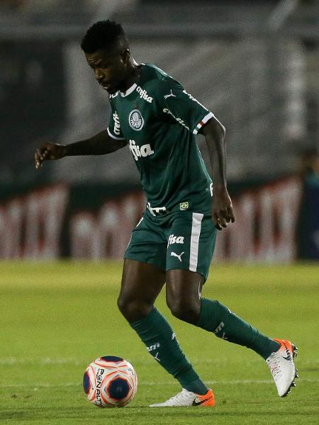 Ramires se lesionou durante a partida contra a Ponte Preta - Cesar Greco/Ag. Palmeiras