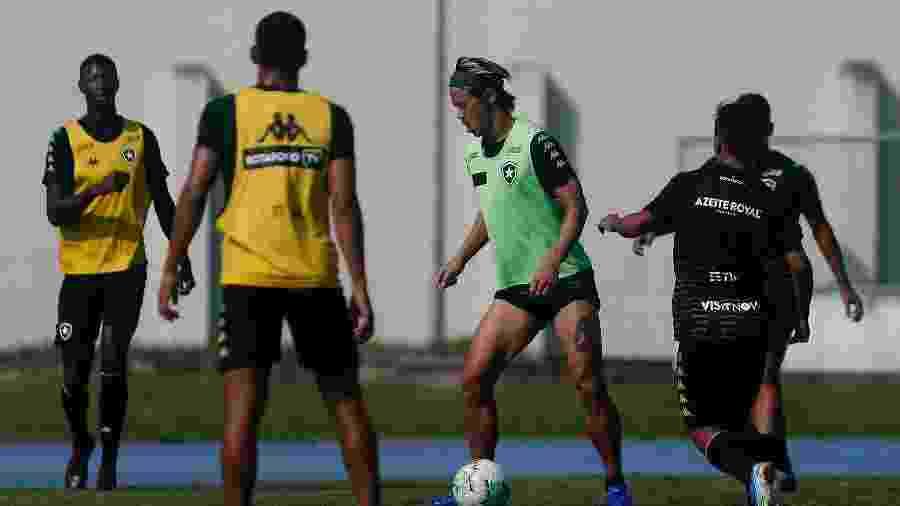 Botafogo vai estrear no Campeonato Brasileiro contra o Red Bull Bragantino -  Vitor Silva/Botafogo