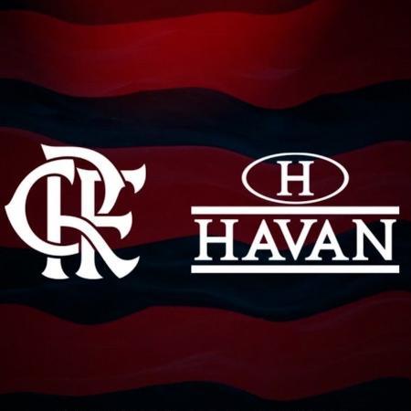 Patrocínio do Fla foi anunciado pela Havan - Reprodução