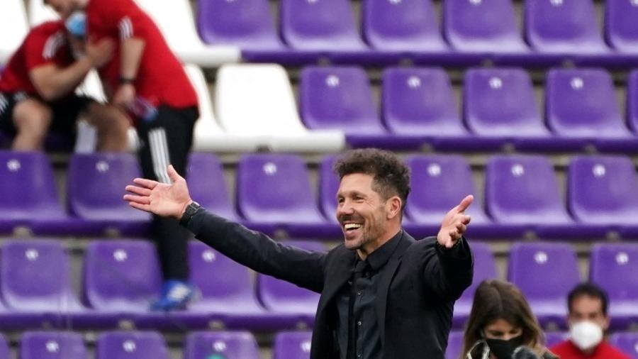 Técnico argentino indicou que vai permanecer no clube na próxima temporada - CESAR MANSO/AFP