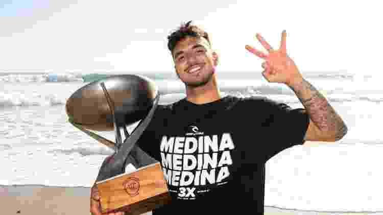 Gabriel Medina - WSL - WSL